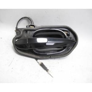 2004-2010 BMW E60 5-Series E61 Right Rear Passenger Exterior Door Handle Black 2 - 19482