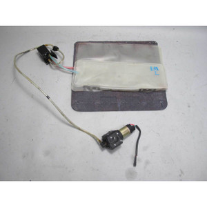 1995-2003 BMW E38 7-Series E39 Front Seat Lordosis Lumbar Support Pump Bag Valve - 19532