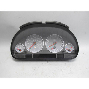 BMW E39 M5 ///M Factory Instrument Gauge Cluster Speedo Tach 2000-2003 S62 OEM - 19555