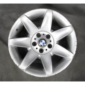 "1997-2003 BMW E39 5-Series Style 81 Star Spoke 17"" Alloy Wheel 17x8.5 OEM - 19576"