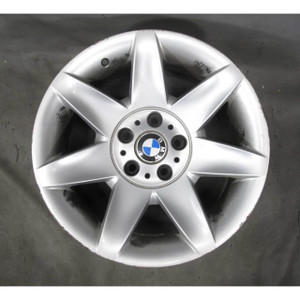 "1997-2003 BMW E39 5-Series Factory Style 81 Star Spoke 17"" Alloy Wheel 17x8.5 - 19578"