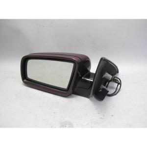 2007-2010 BMW E63 E64 6-Series Left Outside Side Mirror Barbera Red Auto-Dim OEM - 19588