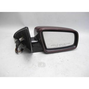2007-2010 BMW E63 E64 6-Series Right Outside Side Mirror Barbera Red Auto-Dim OE - 19589