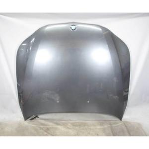 2004-2010 BMW E60 5-Series E61 Front Engine Hood Bonnet Panel Platinum Grey OEM - 19602
