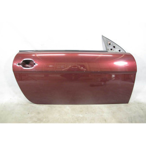 2004-2010 BMW E63 E64 6-Series Right Passengers Outside Door Shell Barbera Red - 19617