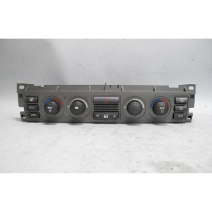 2002-2005 BMW E65 E66 7-Series Climate Control HVAC Interface Panel w Wear OEM - 19659