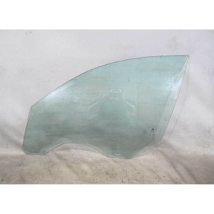 Aftermarket BMW E65 E66 7-Series Left Front Drivers Window Glass w Scratches - 19672