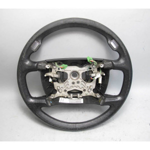 2002-2005 BMW E65 E66 7-Series Heated Steering Wheel 4-Spoke w Voice Control - 19683