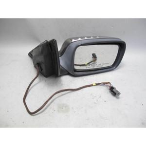 2002-2008 BMW E65 E66 7-Series Right Outside Side Mirror Auto-Dim Sterling Grey - 19696