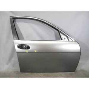 2002-2008 BMW E65 E66 7-Series Right Front Passen Door Shell Frame Sterling Grey - 19699