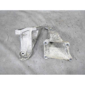 2002-2008 BMW E65 E66 745 750 V8 Engine Suspension Arm Bracket Pair Left Right - 19703