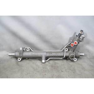 BMW E65 E66 7-Series Factory Power Steering Rack Gear Servo ZF 2002-2008 OEM - 19708