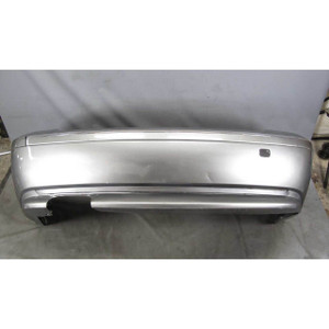 2002-2005 BMW E65 E66 7-Series Early Rear Bumper Cover Trim Sterling Grey OEM - 19715