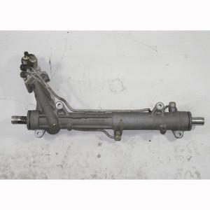 2005-2010 BMW E60 5-Series Power Steering Rack 98k Miles Pinion Servotronic OEM - 19716
