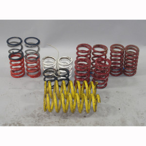 Lot of Assorted BMW E36 M3 Rear Race Track Coil Springs 6 Pairs 60mm Eibach H&R - 19725