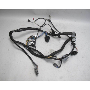 2002 BMW E65 E66 7-Series Front Right Passengers Comfort Seat Wiring Harness OEM - 19745