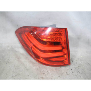 2010-2013 BMW F07 5-Series Gran Turismo GT Left Rear Outer Tail Light in Fender - 19754