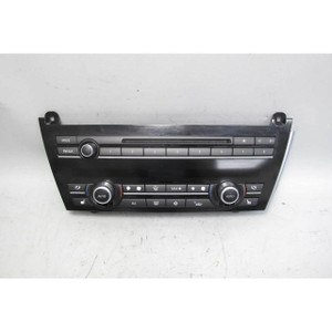 2010-2017 BMW F07 5-Series Gran Turismo GT Radio and Climate Control Interface - 19794