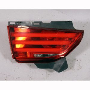 2010-2013 BMW F07 5-Series GT Left Drivers Inner Trunk Lid LED Taillight OEM - 19809