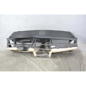2010-2017 BMW F07 5-Series Gran Turismo Dashboard Trim Panel Veneto Beige Vinyl - 19821