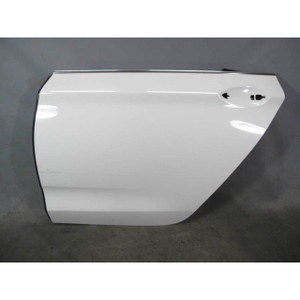 2010-2017 BMW F07 5-Series Gran Turismo GT Left Rear Exterior Door Shell White - 19840