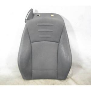 2003-2008 BMW E85 Z4 Roadster Right Seat Backrest Black Sensatec Vinyl Heat OEM - 19892