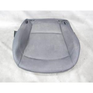 2003-2008 BMW E85 Z4 Roadster Right Seat Bottom Pad Black Sensatec Vinyl Heat OC - 19893