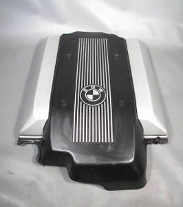 BMW E38 7-Series V8 Engine Cover Sound Protection Barrier 1999-2001 USED OEM - 7613