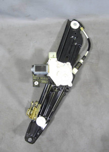 BMW F10 5-Series Early Right REAR Passenger Window Regulator Lifter w Motor OEM - 15138