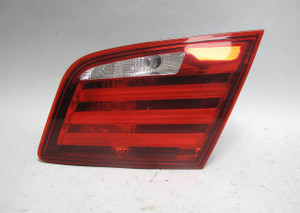 BMW F10 5-Series Sedan Early Right Rear Inner Trunk Lid Tail Light 2011-2013 OEM - 15146