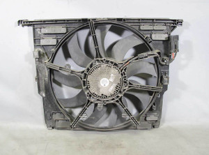BMW F10 535 F13 640i N55 6-Cyl Factory Electric Engine Cooling Fan 2010-2017 OEM - 15253