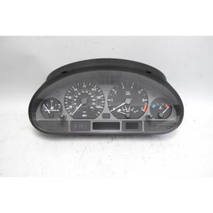 BMW E46 3-Series 4door Touring Sedan Instrument Gauge Cluster Panel for Auto SMG - 19950