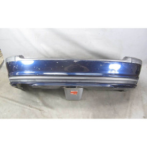2000-2005 BMW E46 3-Series Touring Wagon Rear Bumper Cover Trim Orient Blue OEM - 20019