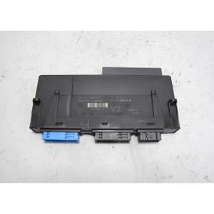 2010-2017 BMW F10 5-Series F12 6-Series Electronics Junction Box 3 PDC OEM - 20093