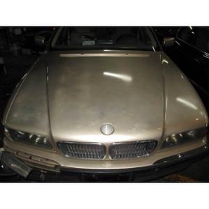 1995-2001 BMW E38 7-Series Front Engine Hood Bonnet Cover Kashmir Beige Steel OE - 20174