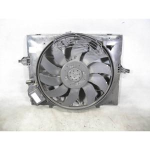 2006-2010 BMW E60 M5 E63 M6 Factory Electric Engine Cooling Fan w Shroud OE Behr - 20248