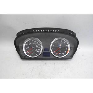 BMW E60 M5 E63 M6 Instrument Gauge Cluster Panel MPH Speedo Tach 125K 2006-2010 - 20277