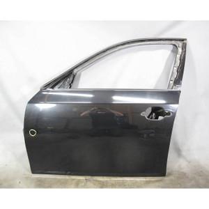 2004-2010 BMW E60 5-Series E61 Left Front Drivers Exterior Door Shell Black OEM - 20317