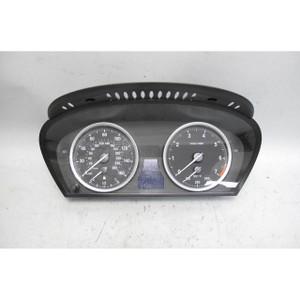 BMW E63 E64 645i 650i V8 Instrument Gauge Cluster Panel Speedo Tach 2004-2010 OE - 20339