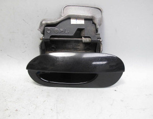 1999-2001 BMW E38 7-Series Left Rear Exterior Outside Door Handle Black 2 OEM - 20412