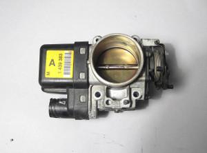 BMW M52TU Throttle Body Yellow Sticker 1999-2000 E39 E46 Z3 1439383 OEM USED - 1833