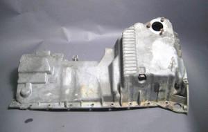 BMW M52TU M54 Aluminum Oil Pan 1997-2005 USED OEM E39 E60 1999-2005 525i 530i - 2620