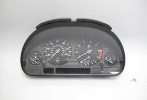 1997 2001-2003 BMW E39 540 V8 5-Series Instrument Gauge Cluster Panel MPH OEM - 20497