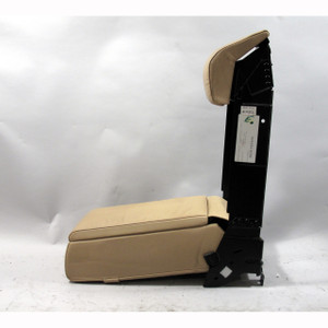 2995-2001 BMW E38 7-Series Sand Beige Leather Rear Seat Center Armrest Med Kit - 20522