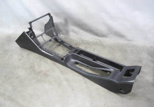 BMW Z3 E36/7 Roadster Coupe Factory Center Console Panel Black Bare USED OEM - 20547
