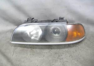 1999-2000 BMW E39 5-Series Left Drivers Front Xenon HID Headlight Lamp Hella OEM - 20551