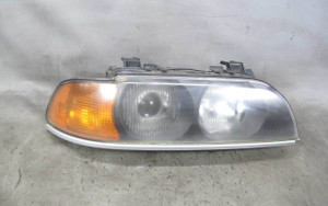 1999-2000 BMW E39 5-Series Right Passeng Front Xenon HID Headlight Lamp Hella OE - 20552