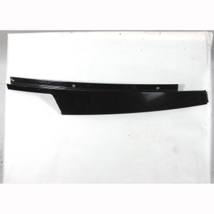 BMW 2011-2016 F10 5-Series Left Front B-Pillar Exterior Door Trim High Gloss OE - 20568