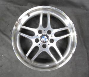 "1997-2003 BMW E39 5-Series Sedan Front 19"" M-Parallel Style 37 Factory Wheel OEM - 20571"