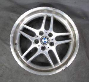 BMW E39 5-Series 18x9 Factory ///M Parallel Spoke Alloy Wheel Rear 1997-2003 OEM - 20573